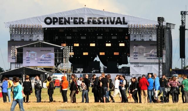 Gdynia wesprze organizatorów festiwalu Open'er 2015 kwotą aż 4,9 mln zł