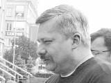 Krzysztof Wasilewski, przewodniczący Klubu WIR, nie żyje