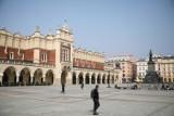 W centrum Krakowa ani żywego ducha. Miasto pracowało na to od lat