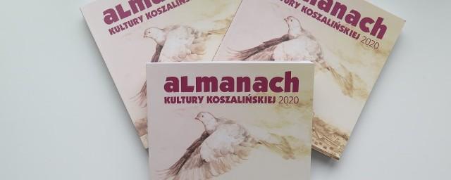 """""""Almanach Koszalińskiej Kultury"""" można bezpłatnie otrzymać w Koszalińskiej Bibliotece Publicznej, w gmachu głównym i w filiach, a w wersji elektronicznej m.in. na stronie KBP."""