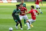 Lubambo Musonda powołany do reprezentacji Zambii. Piłkarza Śląska Wrocław czeka długa i wyczerpująca podróż