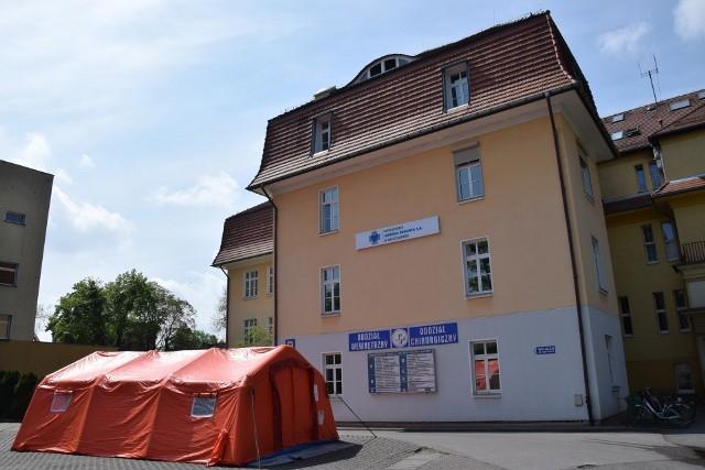 Szpital powiatowy w Kluczborku dostanie pieniądze m.in. na walkę z koronawirusem.