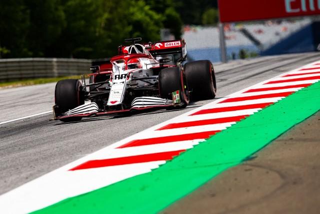 Kubica ma nadzieję, że pomógł zespołowi, choć uzyskał przedostatni czas sesji