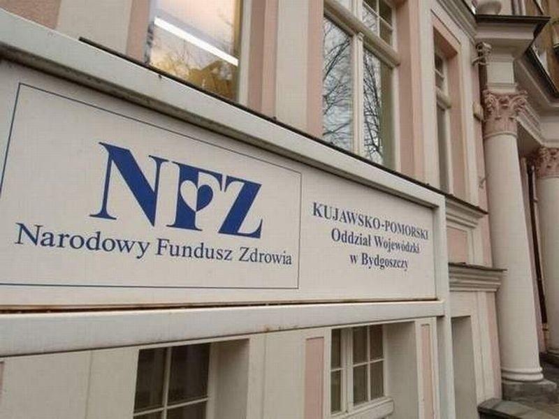 NFZ w Bydgoszczy.