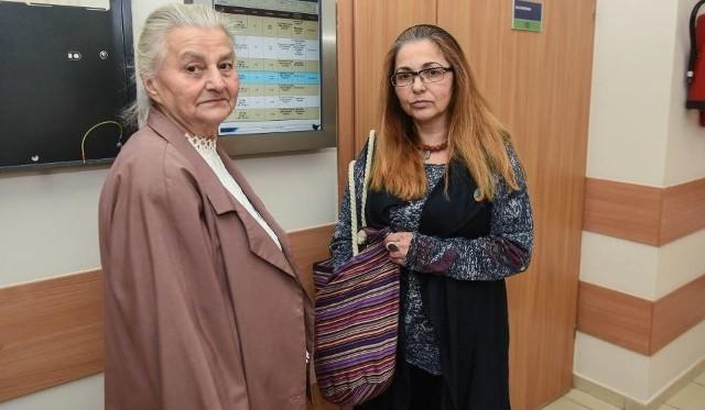 Teresa Juszczak (z lewej) ostatecznie odzyskała od Piotra Ś. 6 tys. zł