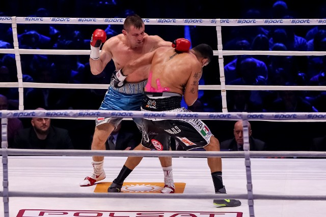 Polsat Boxing Night: Adamek vs Bell