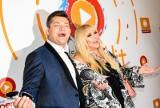 Śpiewający Maryla Rodowicz i Zenek Martyniuk na konferencji prasowej festiwalu Super Hit w Sopocie!