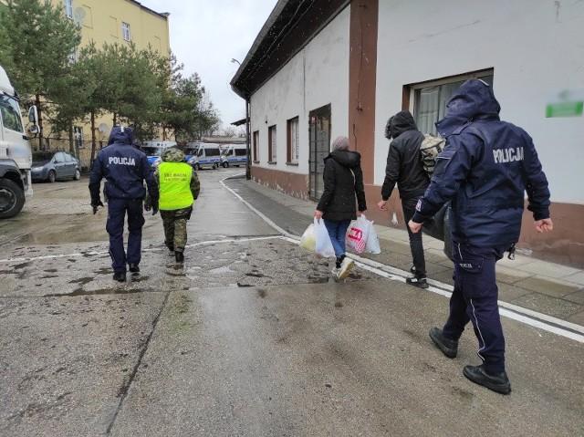 Na granicy polsko-czeskiej zatrzymano dwoje nielegalnych imigrantów z Syrii.