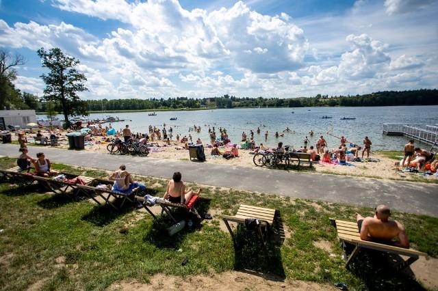 Sezon kąpielowy w Poznaniu rusza 12 czerwca. Będzie można kąpać się w Kiekrzu, Krzyżownikach, na Strzeszynku i nad Rusałką.