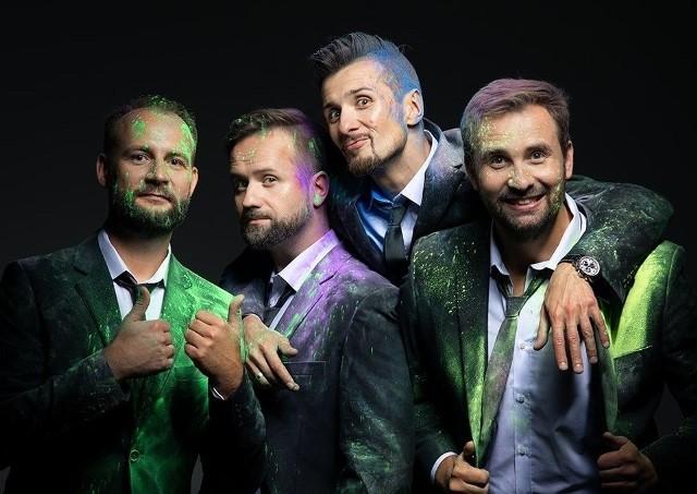 Wśród gwiazd Polskiej Nocy Kabaretowej będzie Kabaret Skeczów Męczących z Kielc. Zobacz innych wykonawców na kolejnych slajdach.