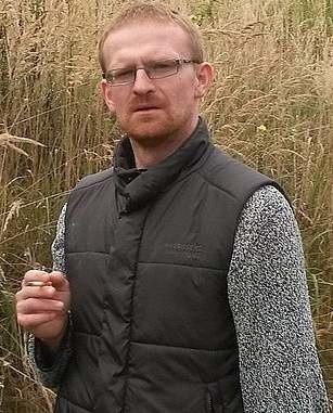Zaginiony Michał Karbowski.
