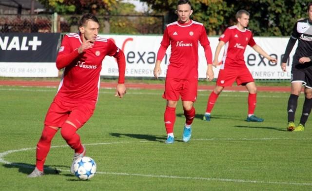 Piłkarze Pilicy zostali mistrzami rundy jesiennej czwartej ligi.
