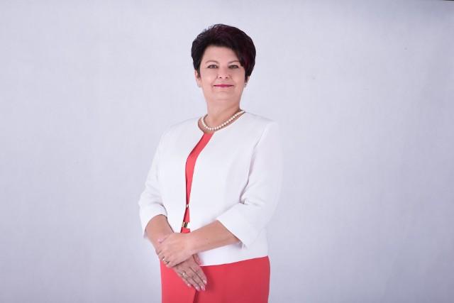 Irena Radomska - pierwsza kandydatka na urząd burmistrza Mikołowa