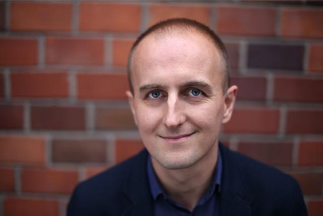 Wojciech Harpula, redaktor naczelny