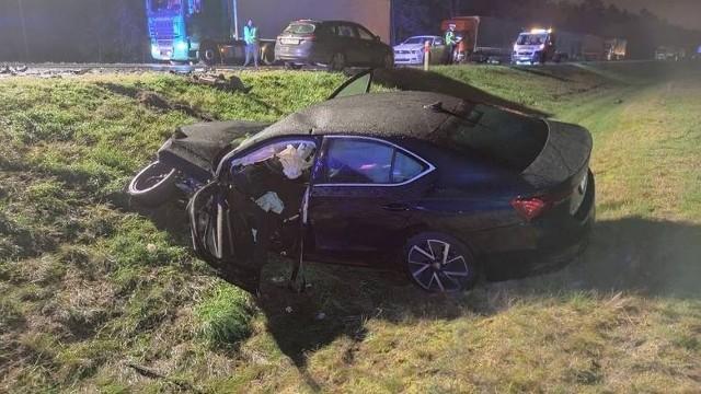 Toruń. Śmierć na obwodnicy miasta. 24-latek oskarżony o spowodowanie tragicznego wypadku