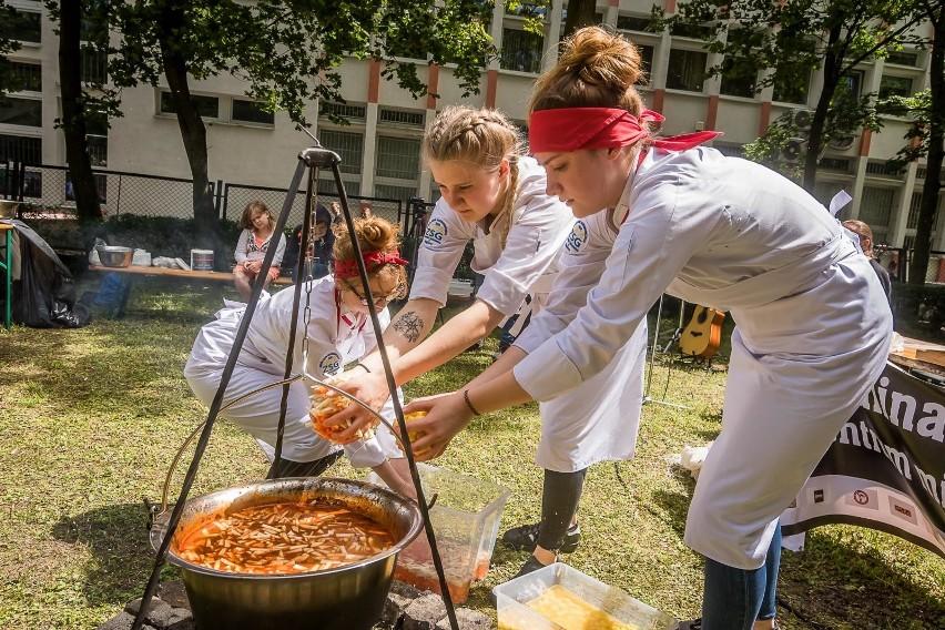 W tym roku o Wielką Chochlę Gastronomika będą walczyć zespoły ze szkół gastronomiczno-hotelarskich z całego województwa.
