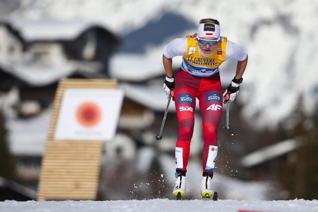 Izabela Marcisz po raz pierwszy w karierze ukończyła cykl Tour de Ski