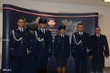 Nowe wyjściowe mundury policji. Jak w 20-leciu międzywojennym [zdjecia]