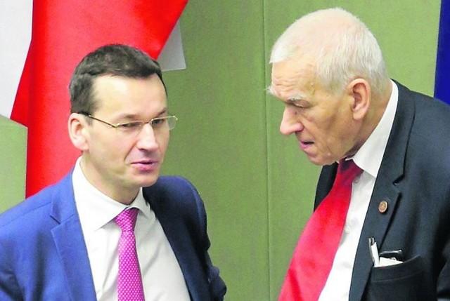 Dla Mateusza Morawieckiego ojciec Kornel, znany opozycjonista z czasów PRL-u, zawsze był wielkim autorytetem.Zobacz kolejne zdjęcia. Przesuwaj zdjęcia w prawo - naciśnij strzałkę lub przycisk NASTĘPNE