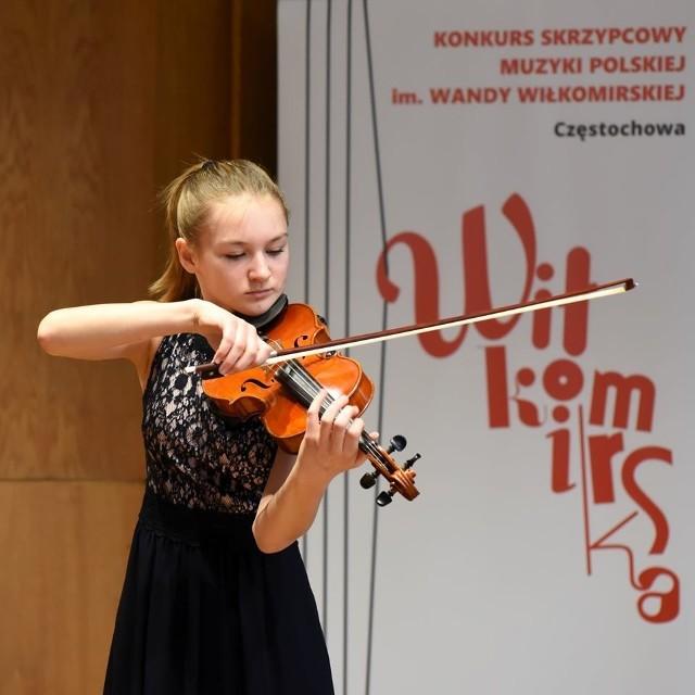 Młodą Artystką Roku 2019 została Julia Chojnacka, uczennica ZPSM w klasie skrzypiec, laureatka ok. 40 konkursów.