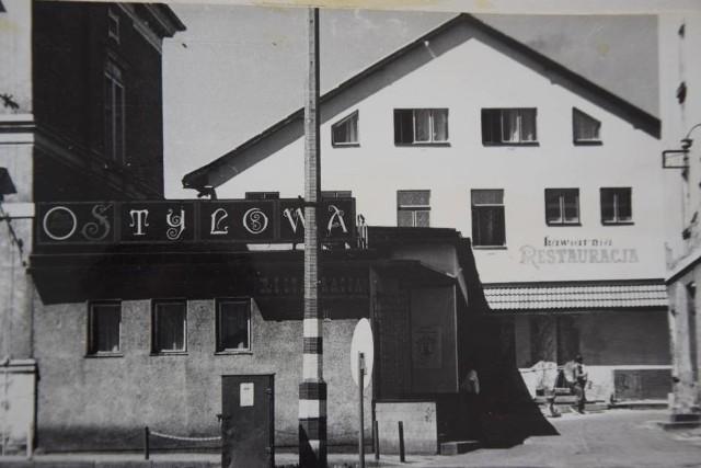 Słynna Restauracja Stylowa koło poczty