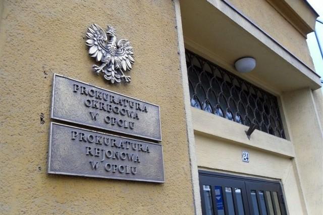 Sprawę prowadzi wydział śledczy Prokuratury Okręgowej w Opolu.