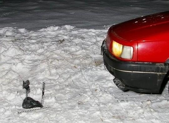 Do podobnego wypadku doszło 17 stycznia. Wtedy dwóch mężczyzn przysypał śnieg