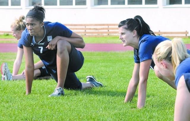 Rachel Adams, amerykańska środkowa, powinna być silnym punktem bydgoskiego zespołu.