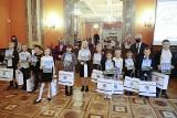Uczniowie Ośrodka w Baryczy nagrodzeni w konkursie [ZDJĘCIA]
