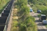 Wypadek w Kijach. Kobieta potrącona przez pociąg. Na miejscu śmigłowiec