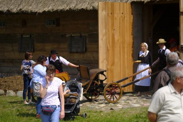 Olenderski Park Etnograficzny w Wielkiej Nieszawce