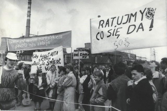 Demonstracja ekologów