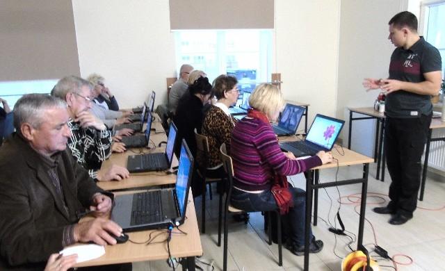 Zajęcia Profesor Wnuczek już ruszyły w ZSS przy Fabrycznej w Białymstoku
