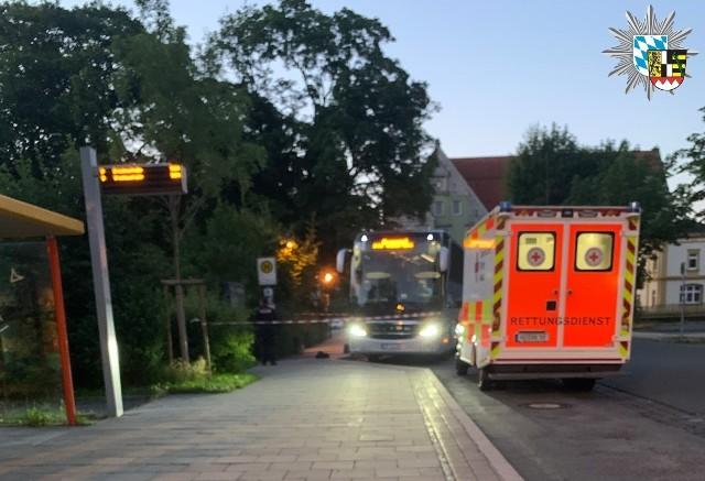 Tragedia w Niemczech. Kierowca autobusu Sindbad ugodzony nożem na postoju. 63-latek nie żyje