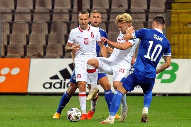 W drugim meczu Ligi Narodów Polska wygrała na wyjeździe z Bośnią i Hercegowiną 2:1. To pierwsze zwycięstwo naszej reprezentacji w tych rozgrywkach. Sprawdź, jak oceniliśmy zawodników Jerzego Brzęczka za spotkanie w Zenicy (skala: 1-6)!