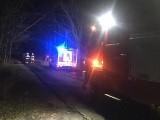 Wichury Opolskie. Pracowita noc strażaków. Ponad 20 interwencji przy usuwaniu skutków silnego wiatru. Większość w powiecie nyskim