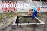Zielona Góra. Skwer przy ul. Kopernika w centrum miasta się zmieni? Są pomysły na jego odnowę. Jak mogłoby wyglądać to miejsce?[ZDJĘCIA]