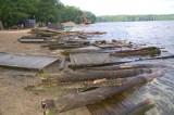 Miejskie kąpielisko w Szczecinku musi poczekać na unijne pieniądze. Lato bez pomostów