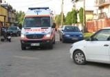Augustów. Wypadek motocyklisty. Kobieta włączała się do ruchu