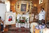 Odpust w kościele św. Anny w Brzezinach. Była uroczysta suma, procesja, a także specjalne ciasteczka