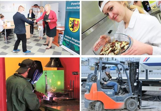Dzięki unijnemu projektowi wzrosnąć ma efektywność kształcenia zawodowego w szkołach administrowanych przez powiat inowrocławski
