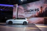 Skoda Vision RS. Hybryda w fazie studium produkcyjnego