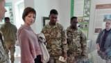Muzeum Miejskie w Nowej Soli spodobało się amerykańskim żołnierzom. Poznają nasz region. Tym razeem byli w Nowej Soli [ZDJĘCIA]