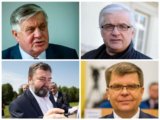Włodzimierz Cimoszewicz, Karol Karski lub Krzysztof Jurgiel. Ci politycy wymieniani są najczęściej jako jedynki z naszego okręgu w wyborach do Parlamentu Europejskiego 2019