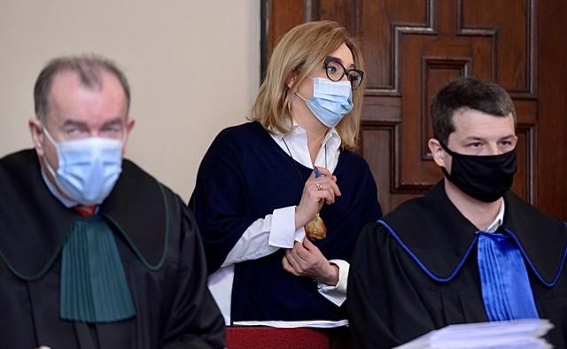 Proces Magdaleny Adamowicz w środę, 14.04.2021 r.