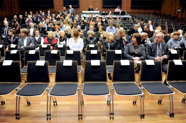 14.12.2012 poznan lg sala wielka ck zamek otwarcie zdrojewski. glos wielkopolski. fot. lukasz gdak/polskapresse