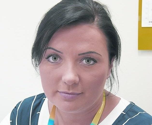 Joanna Malon ma 32 lata. Jest rzeczniczką marki Lubuskie w urzędzie marszałkowskim. Ukończyła filologię polską z dziennikarstwem na Uniwersytecie Zielonogórskim. Pracowała w TVP Gorzów (fot. Ryszard Poprawski)