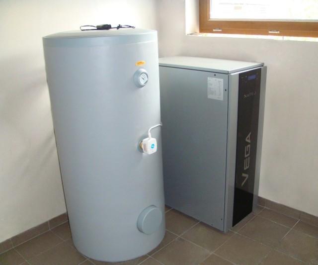 Pompa ciepłaPompa ciepła jest w stanie zapewnić 100% zapotrzebowania energetycznego budynku w ciągu roku.