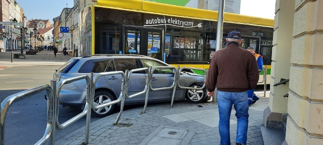 Zielonogórscy kierowcy powodują najwięcej szkód komunikacyjnych w województwie