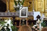 Ostatnie pożegnanie Jana Hynka, nauczyciela Zespołu Szkół numer 1 w Opatowie (ZDJĘCIA)